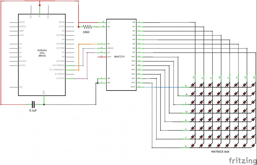 fritzing-matrice-8x8_schema