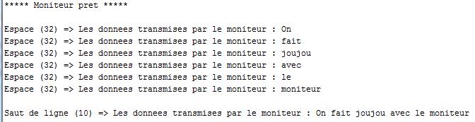 53 moniteur serie affichage 32+10